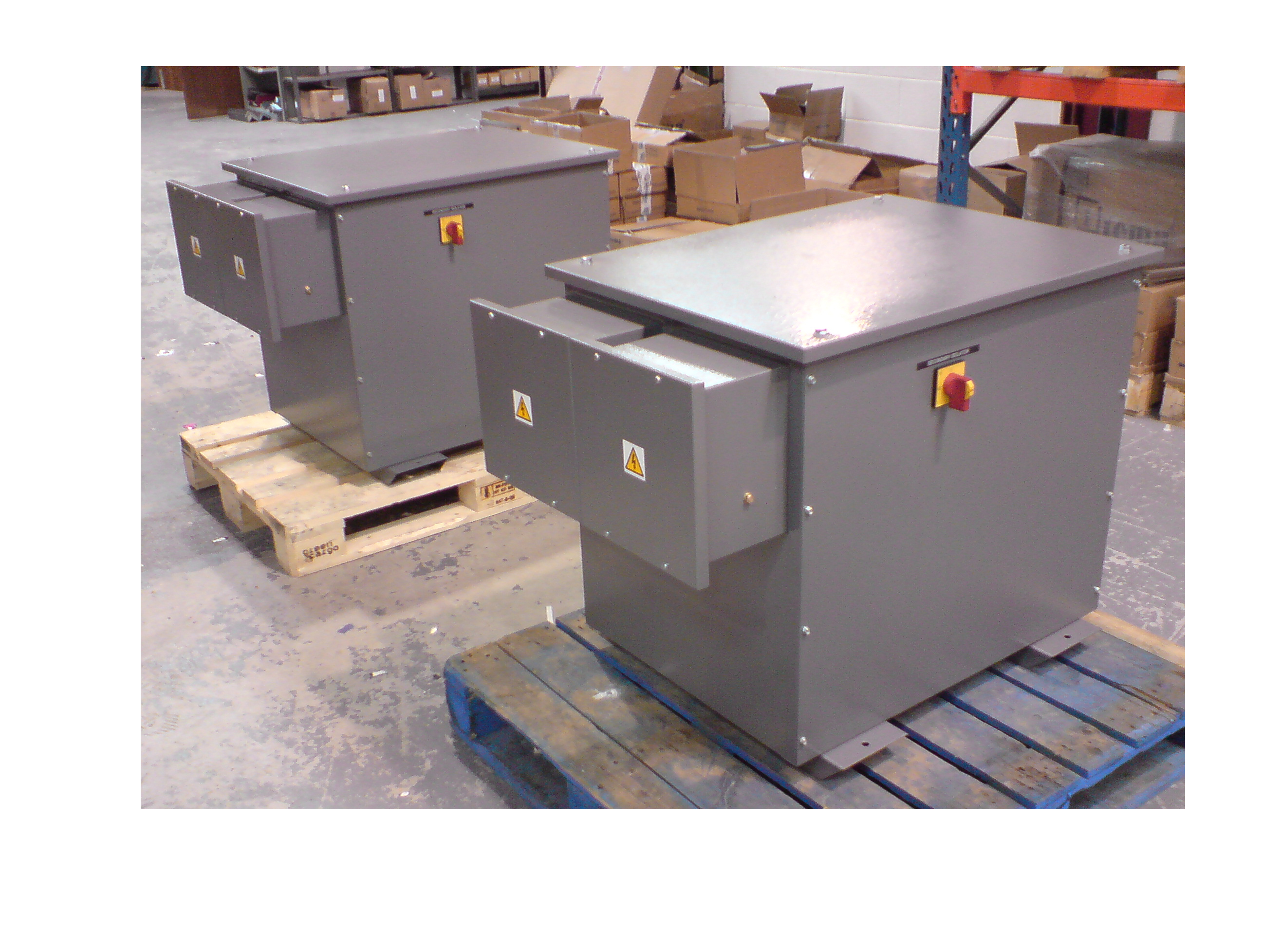 Bespoke Enclosures