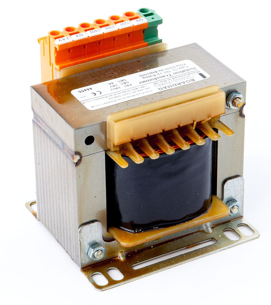 CL Range Control Circuit Transformer UK 1