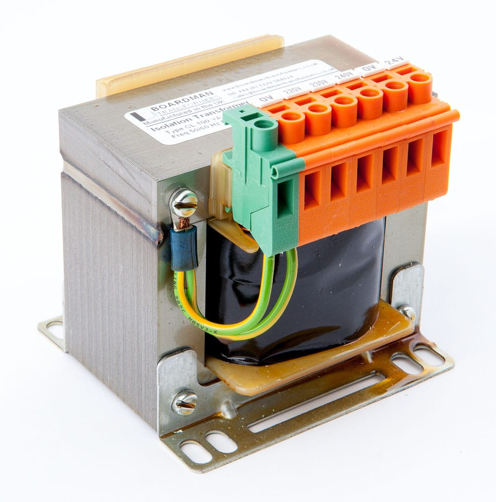 CL Range Control Circuit Transformer UK 3
