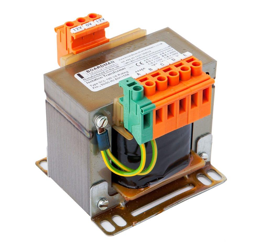 Control Circuit Transformer, SCL Range_1