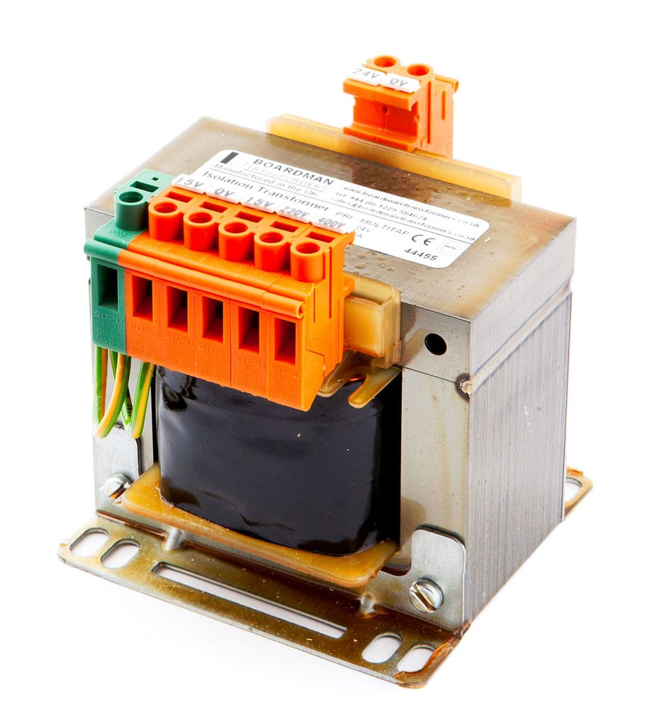 MCL Range Control Panel Transformer UK 1